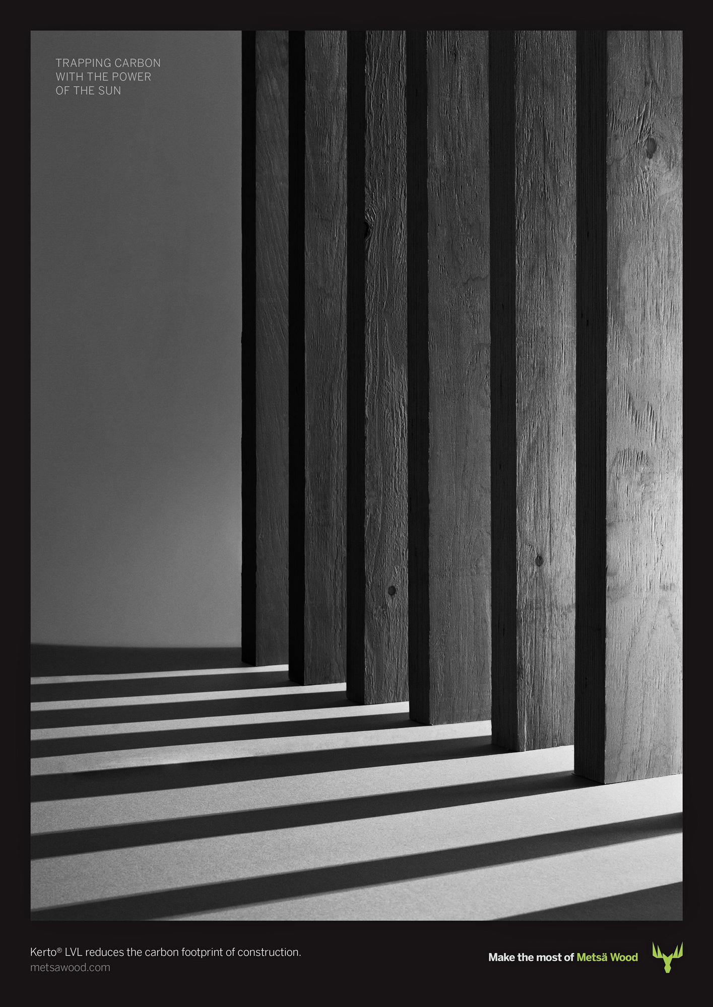 Metsä Wood Columns