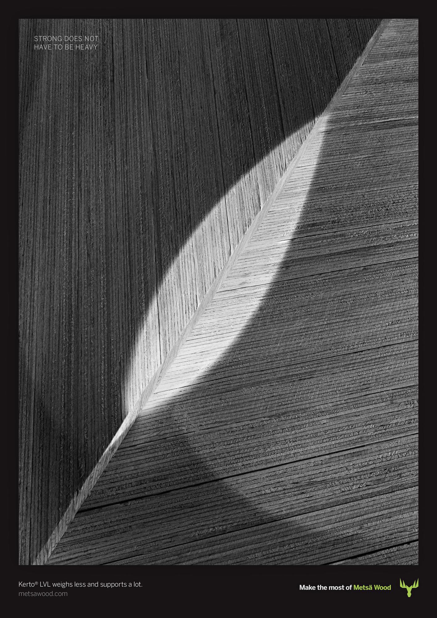 Metsä Wood Feather