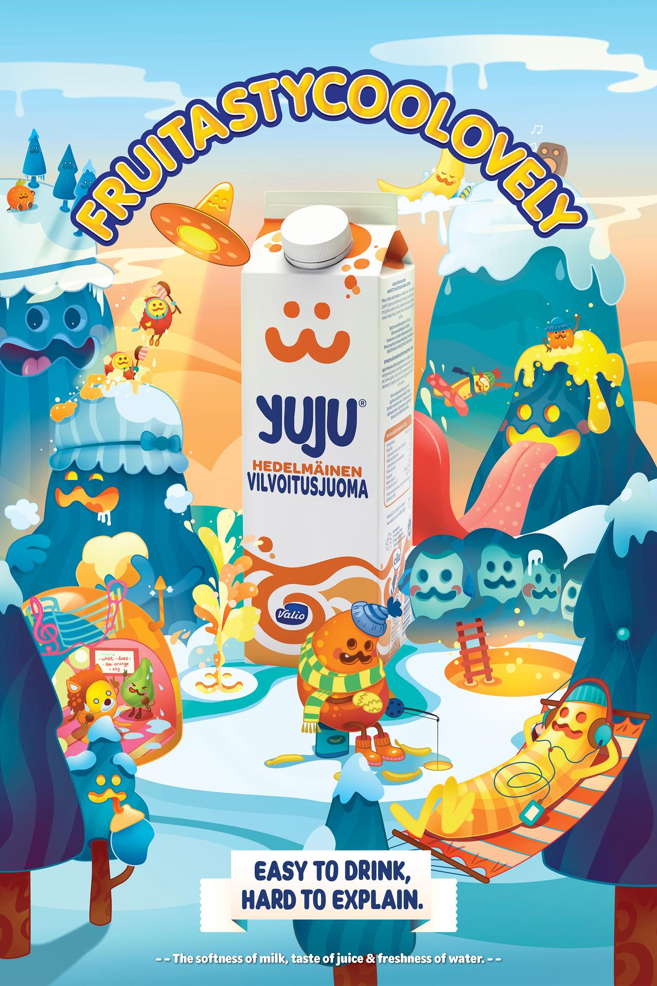 Yuju Fruity