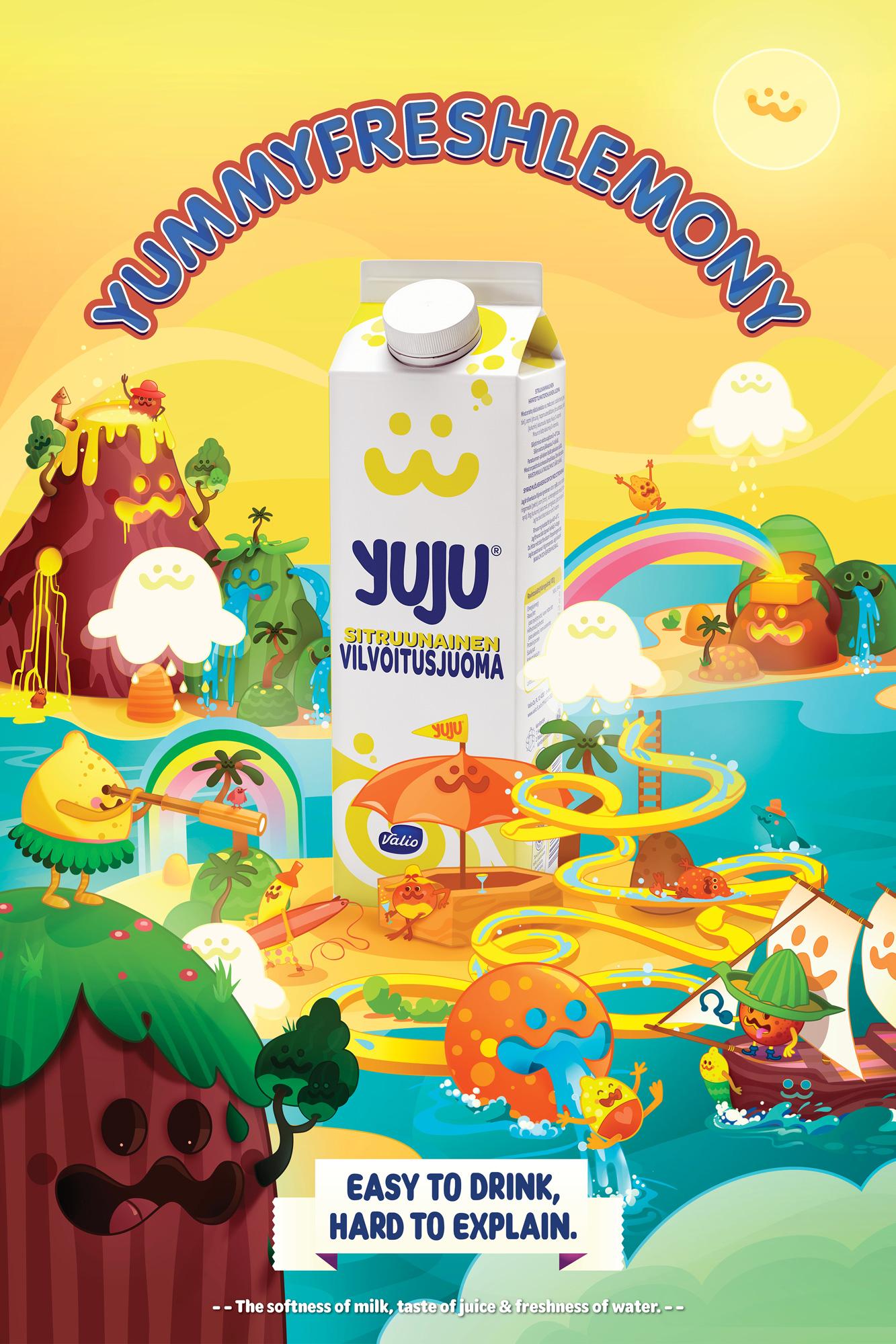 Yuju Lemon